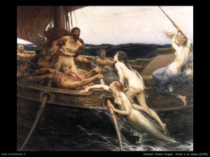 Le Sirene del gruppo che seducono il conduttore